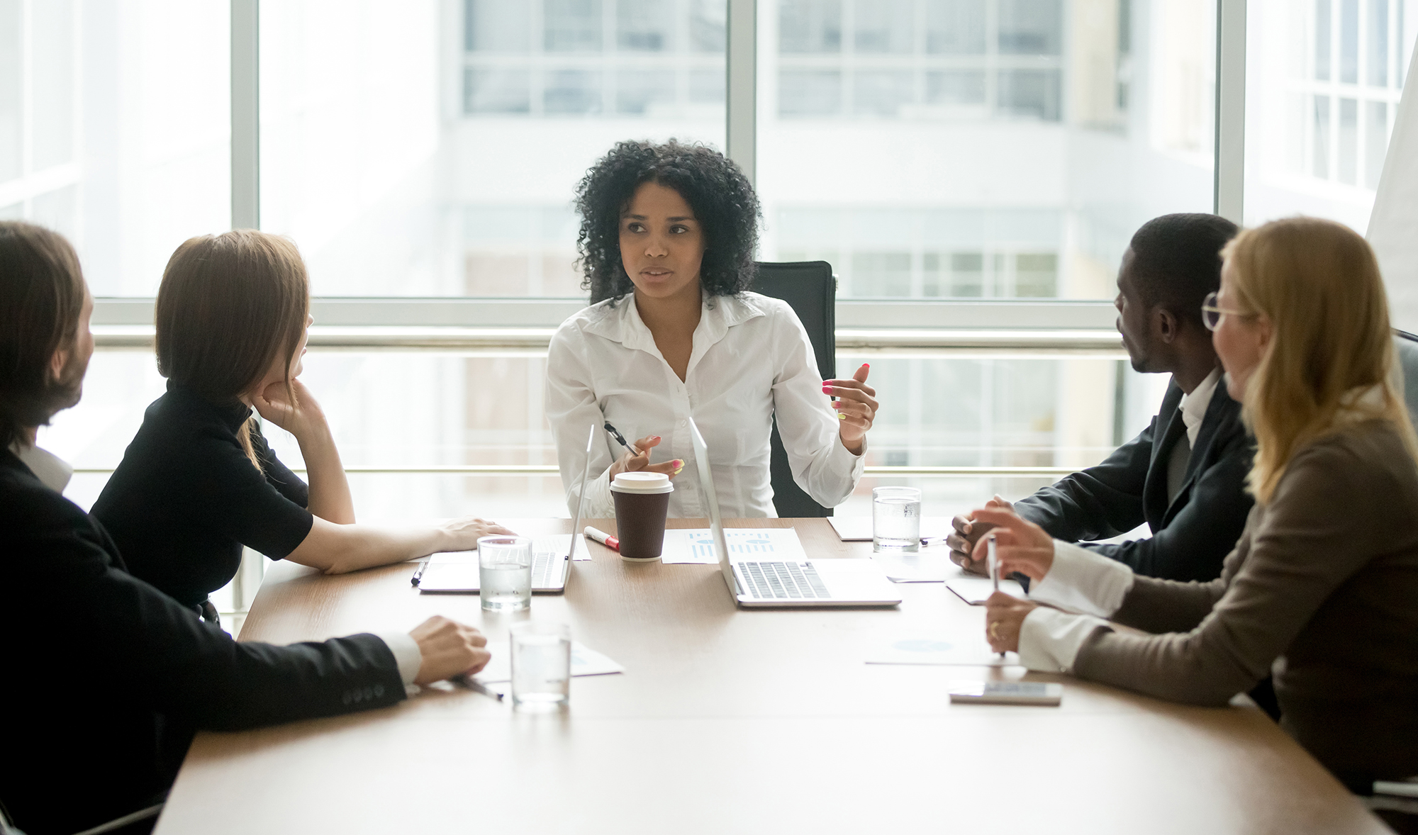 A Lack of Representation for Women in Leadership