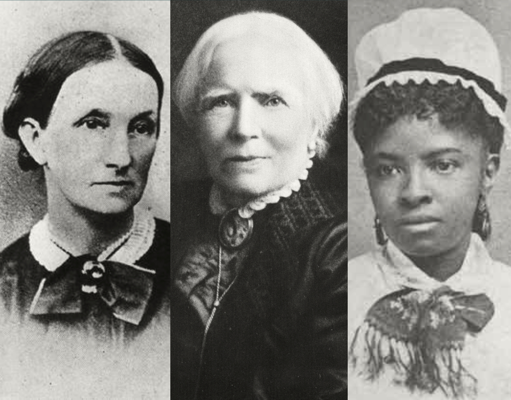 Women's HIstory Month Week One