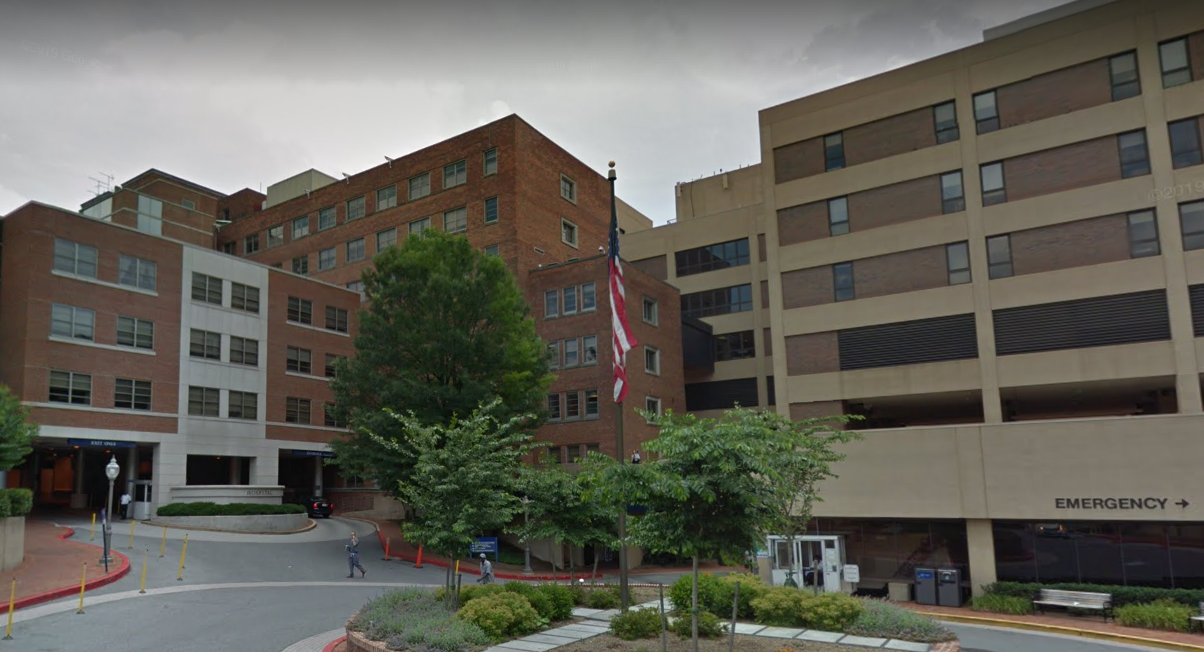 One of Medstar Georgetown University Hospital's Buildings