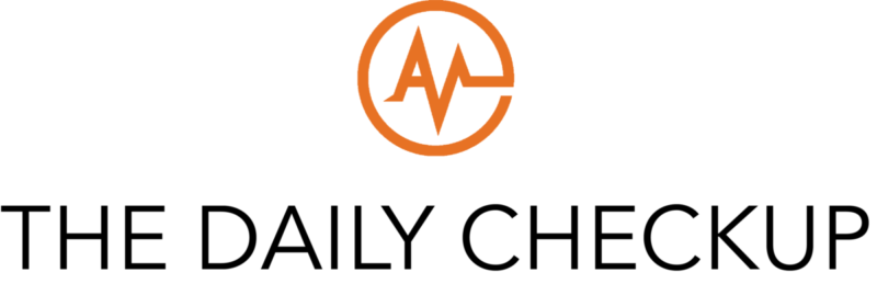 The Daily Checkup Logo