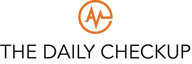 The Daily Checkup Logo