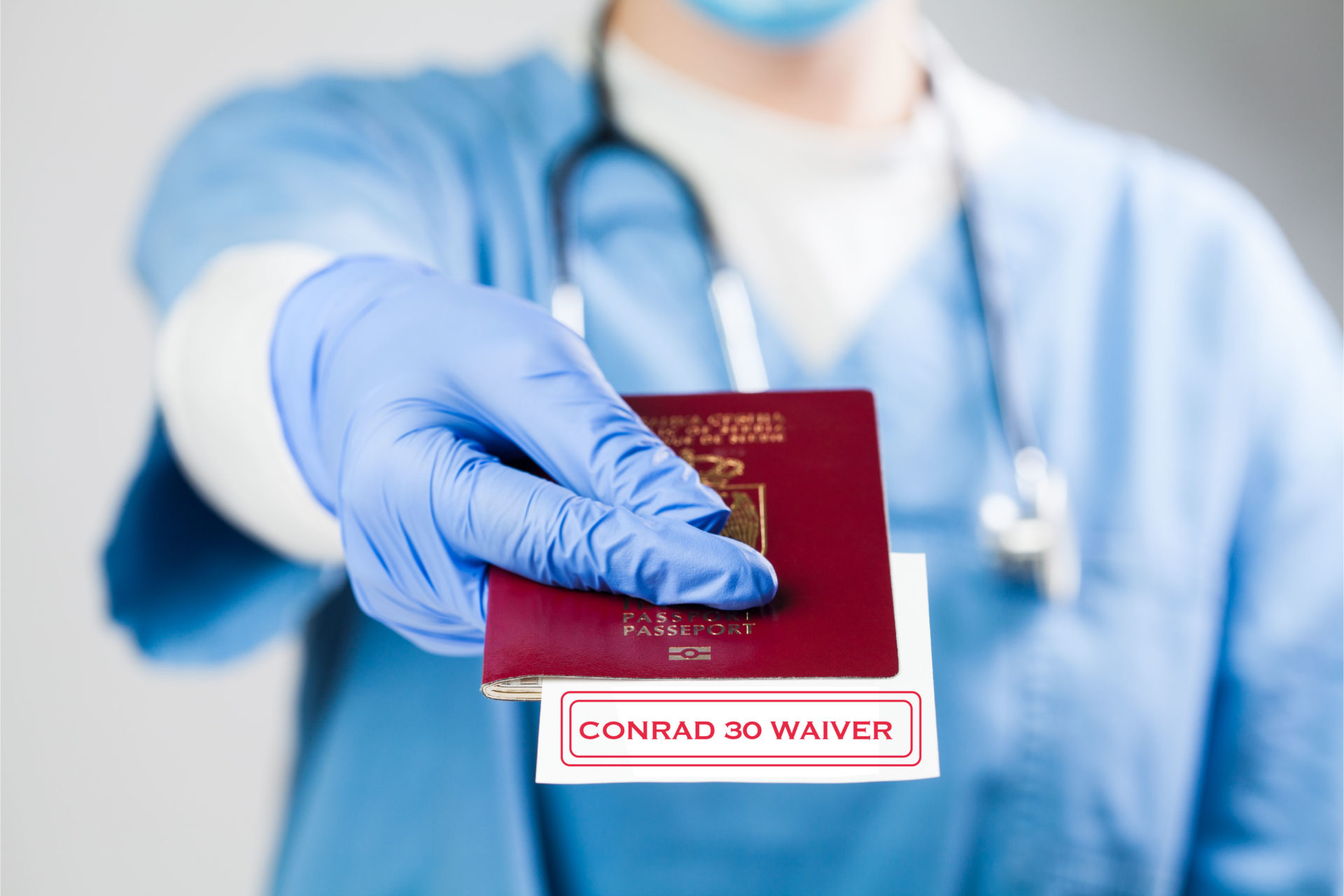 The Conrad 30 Waiver Program allows international medical graduates to bypass the two-year return home mandate.